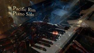 Pacific Rim - Main Theme - Piano Cover