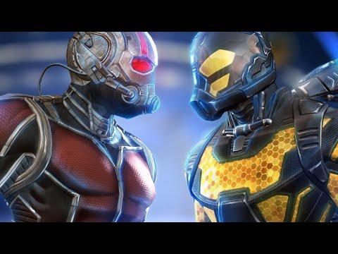 Download Ant-Man vs Yellow-Jacket,Falcon Final Battle | Fight scene | HD