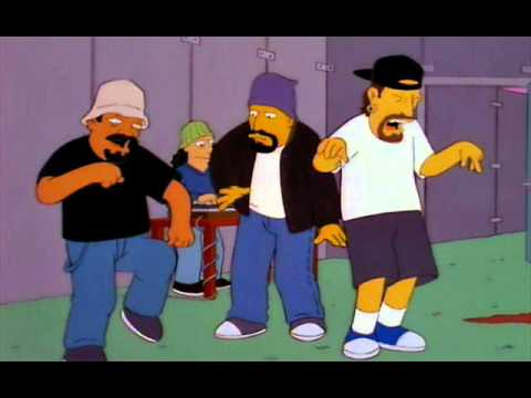 Cypress Hill - Insane in the Brain (Simpsons Remix) mp3