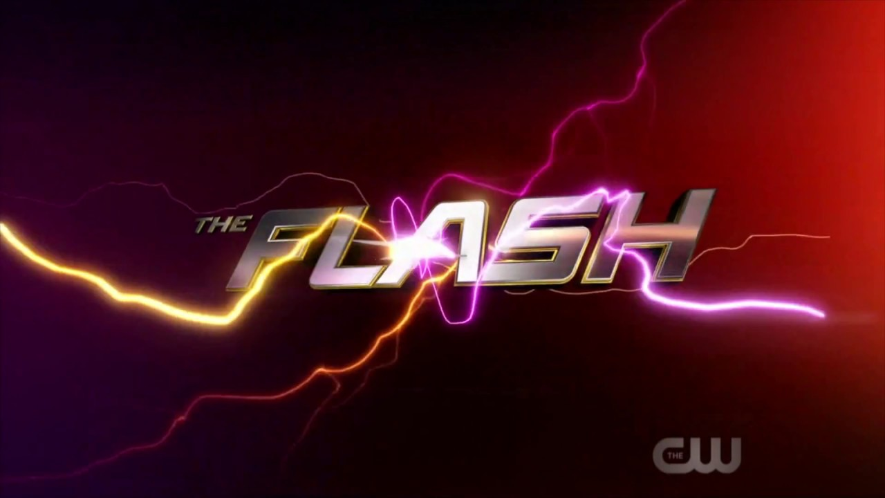 Image result for the flash season 5 title card
