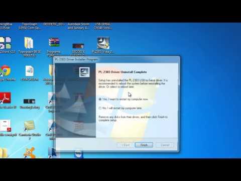 Drivers Adaptadores USB Serial Controler Para Windows7,8...