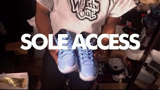 Inside the Wild 'N Out Set's Backstage Sneaker Room | Sole Access