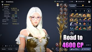Black Desert Mobile Farming CP 4600 Process