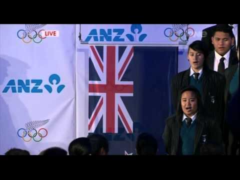 Valerie Adams awarded London 2012 Gold Medal back in NZ