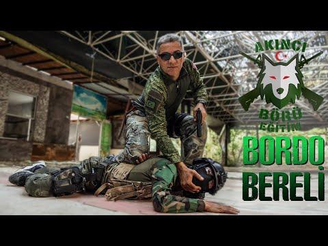 BORDO BERELİ Dövüş Teknikleri