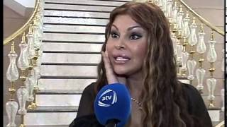 """Aygun Kazimova Elza Seyidcahan Qalmaqal """"Div Elza """" 10LAR ATV"""