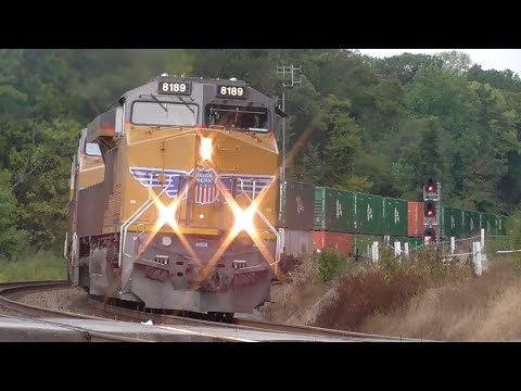 [3V] Districts North of Atlanta Part 2/2, Railfanning Mableton - Austell, GA, 09/02/2016 ©mbmars01