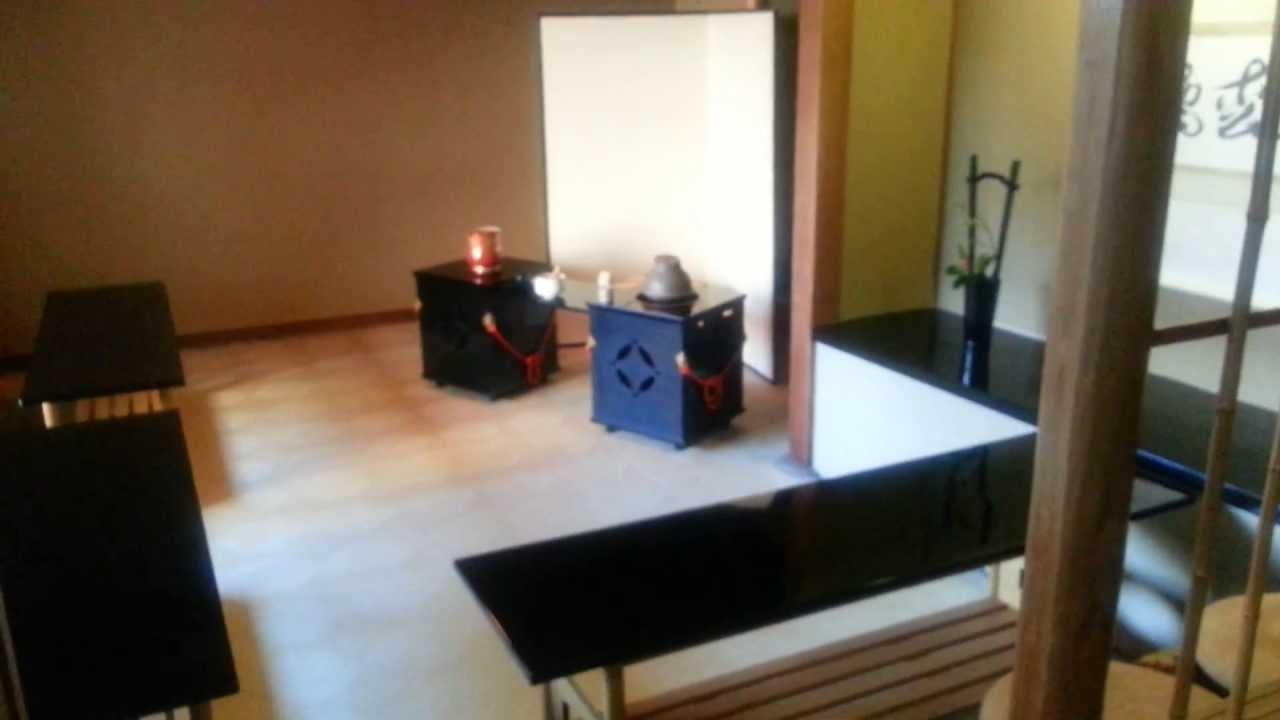JapanForever In diretta dal Giappone: stanze della cerimonia del te