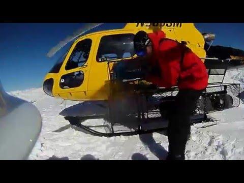 Heli Snowboarding in Silverton, CO