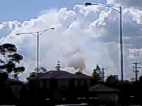 Ivanhoe fires 12 2 09