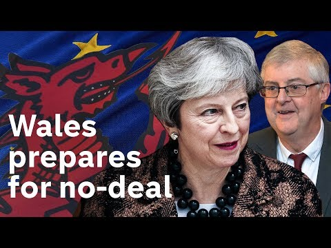 Wales prepares for no-deal Brexit
