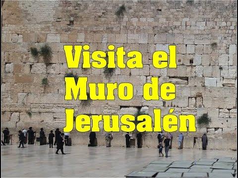 Caminando por las calles de la ciudad Vieja de Jerusalen
