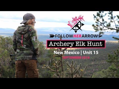 2016 New Mexico Archery Elk Hunt | Jessica Taylor Byers