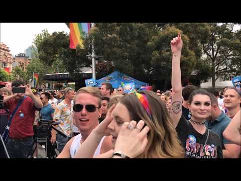 Post Your Yes Street Party (Sydney 2017)