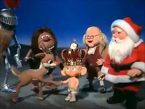 'Have A Happy New Year' From 'Rudolph's Shiny New Year' (1976)