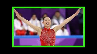 Mirai Nagasu Becomes The First American Woman To Land A Triple Axel In The Winter Olympics