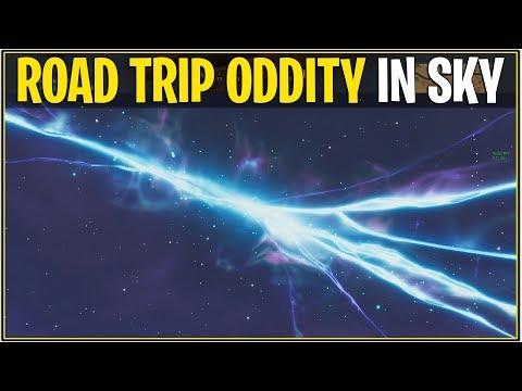 *NEW* Fortnite: ROAD TRIP PORTAL IN SKY OPENING! *Crack In Sky Opening* | (Road Trip Event)
