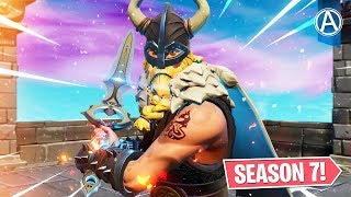 "NEW ""INFINITY BLADE"" Gameplay! // Pro Console Player // 1500+ Wins (Fortnite Battle Royale LIVE)"