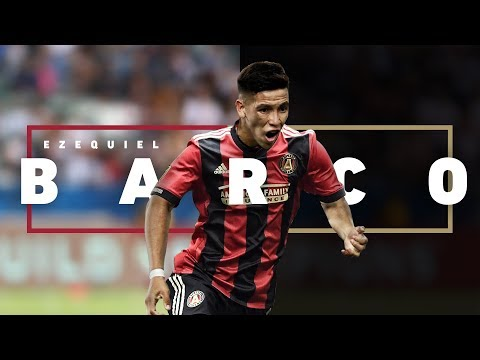 #BarcoWatch is over! Atlanta signs Ezequiel Barco for MLS-record fee