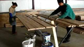 Solid Wood China Worktops,kitchen Wood China Worktops