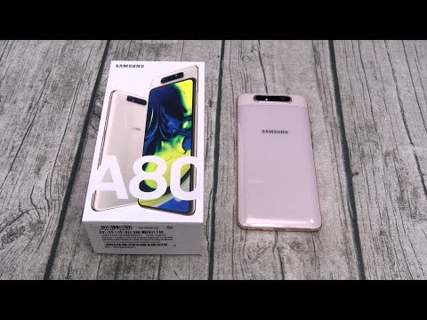 """Samsung Galaxy A80 """"Real Review"""""""