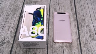 "Samsung Galaxy A80 ""Real Review"""
