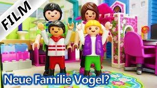 Playmobil Film Deutsch - FREMDE FAMILIE ZIEHT IN LUXUSVILLA EIN! FAMILIE VOGEL OBDACHLOS? Kinderfilm