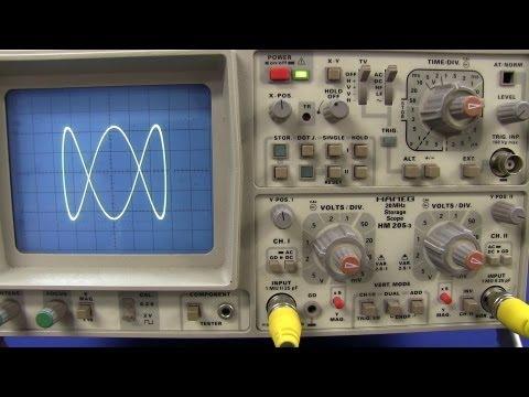 EEVblog #502 - $19 Hameg Analog Oscilloscope