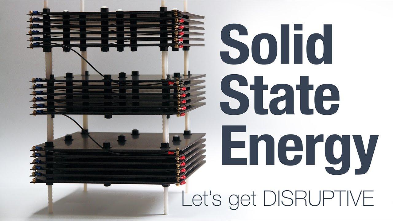 Solid State Energy - SiC nano