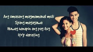 (STUDIO VERSION) Magmahal Muli -Ylona Garcia and Bailey May | Lyrics