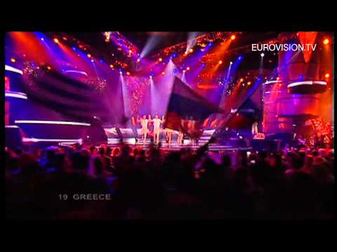 Helena Paparizou - My Number One (Greece) 2005 Eurovision Song Contest