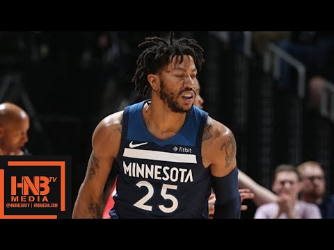 Houston Rockets vs Minnesota Timberwolves Full Game Highlights / Game 3 / 2018 NBA Playoffs
