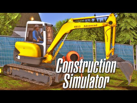 Construction Simulator 2015 - Mini Escavadeira  
