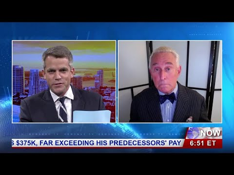 Roger Stone discusses the DNC hacks with John Bachman