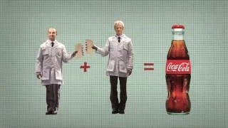 Coca-Cola 'Two Guys' Music by Skeleton Suit for stimmüng