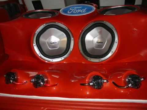 HollyWood The Madd Fabricator & FunkMasterFlex 2007 Car Wars