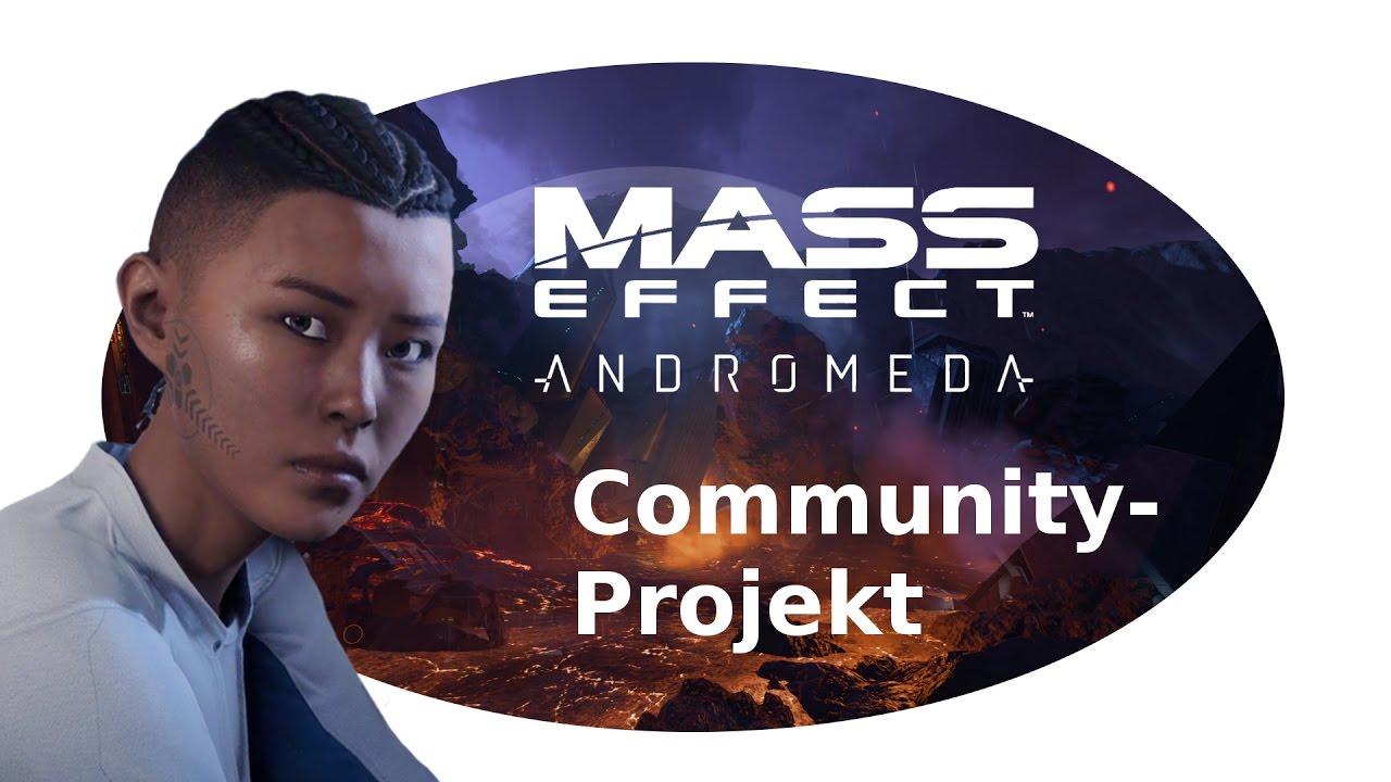 Mass Effect Romanzen