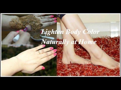 How To Get Pinkish White Skin Naturally