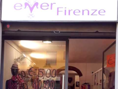 Ever outlet Firenze - YouTube