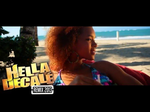 DJ MAM'S - Hella Decalé Remix 2013 (feat. Tony Gomez & Ragga Ranks) [CLIP OFFICIEL] #1