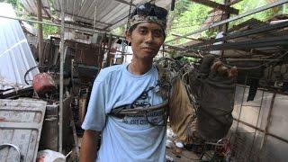 Real Life Indonesian Iron Man