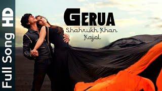 Video Gerua Official Video Song   Dilwale   Shahrukh khan   Kajol   HD download MP3, 3GP, MP4, WEBM, AVI, FLV April 2018