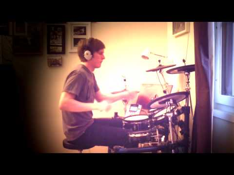 SK - WITHERSCAPE - Dead For A Day (Drum cover)