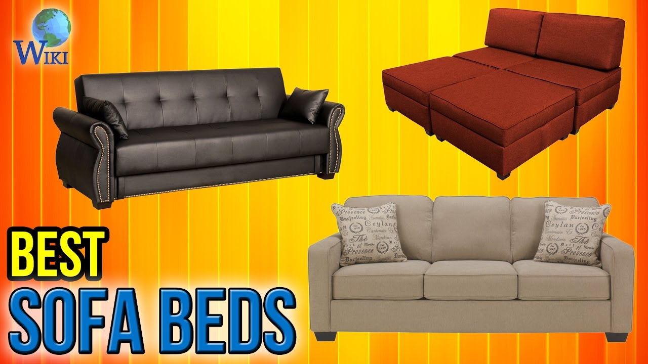 what is the best sofa bed how to clean outdoor cushions 10 beds 2017 youtube