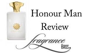 Amouage Honour Man Review! Fresh Pepper