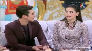 [Eng Sub] Nadech Yaya @ 3 Zaap show 5-3-14 Week2 END Full