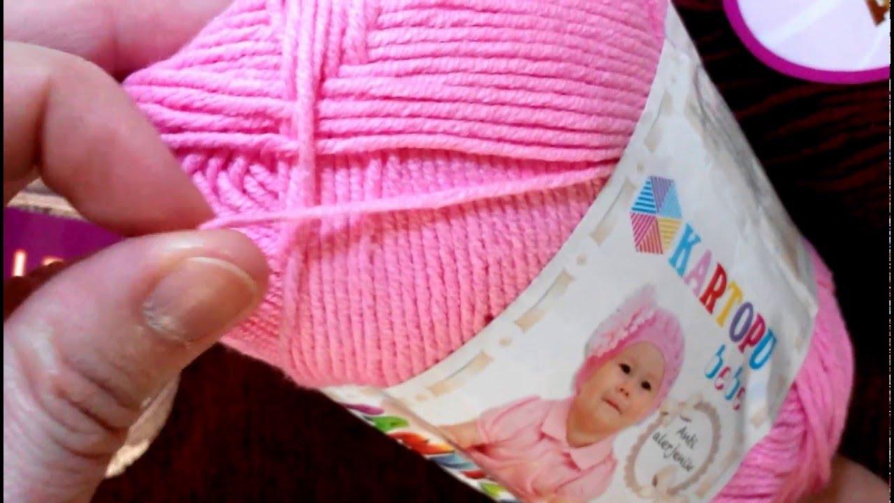 выбор пряжи для вязания детям мои фавориты небольшой обзор летней хлопковой пряжи
