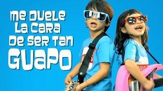 Dubbi Kids 🎸   Me Duele la Cara de Ser Tan Guapo (official video)