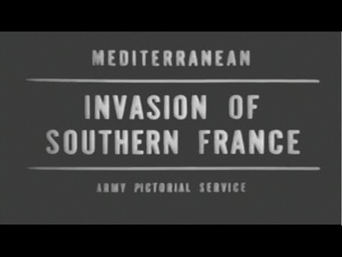 WWII History Bulletin #17 Invasion Of Southern France, Operations In Burma