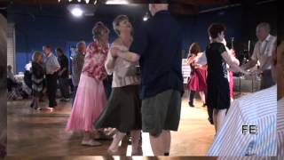 2015 Southern Oregon Music Festival - OC Lab Band - Dancers #1  10-3-2015